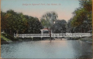 ingersollpark bridge