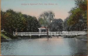 ingersollpark bridge