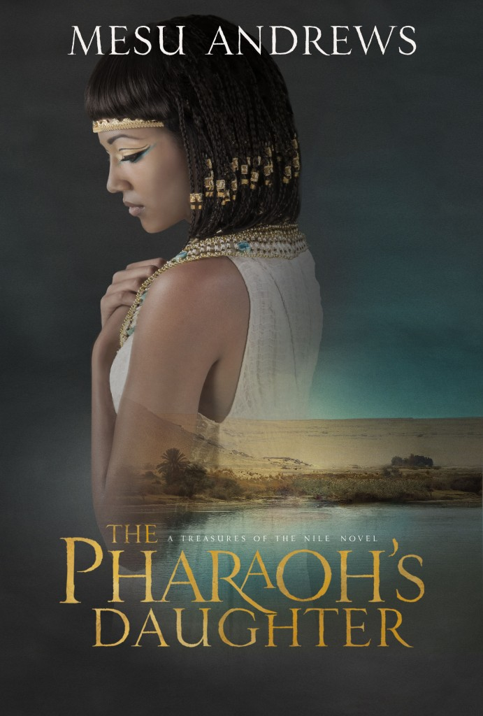 Mesu Pharoah's Daughter cover